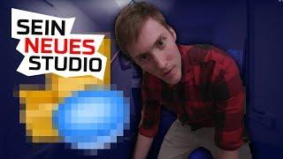 Wie man ein DIY Gaming Studio für YouTube baut