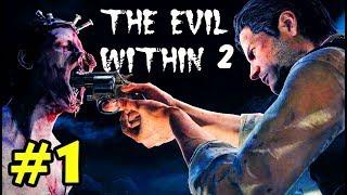THE EVIL WITHIN 2 1 THỀ KO BAO GIỜ CHƠI NỮA SỢ LẮM