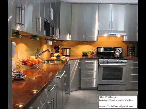 Stainless Steel Kitchen Munnar Kannur Kozhikode Call 9446206938 Youtube