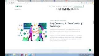 MOONX -  децентрализованная криптовалютная биржа для вознаграждения инвесторов и трейдеров