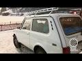 Sans frontières - Moscou : la Lada Niva