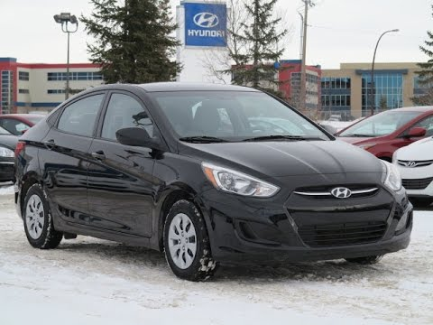 2015 Hyundai Accent GL Sedan Presentation 15105095 S