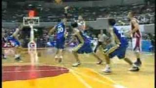 PBA Top 10 Plays of the Year: 2009