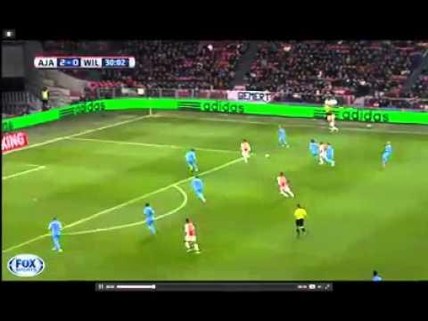 Joel Veltman amazing goal against Willem ||