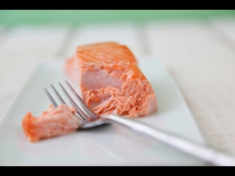 How To Broil Salmon - Quick Cooking Tips - Weelicious
