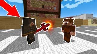 BÜYÜCÜ HEROBRİNE FAKİRİ KURTARABİLECEK Mİ?😱 - Minecraft