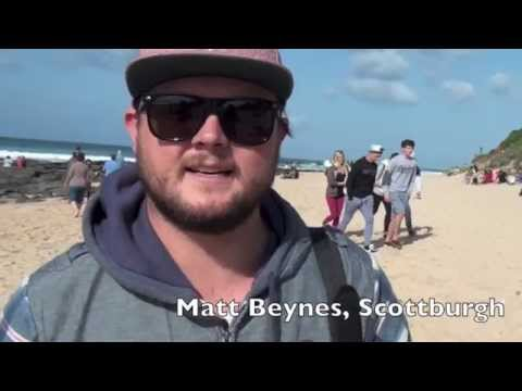 Word on the Beach - Who is Going to Win the J-Bay Open?