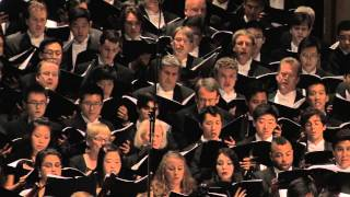 UCLA Beethoven, Christ on the Mount of Olives, Op 85 - Hallelujah