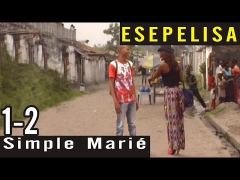 Simple Marié 1-2 - Lava Leader - Esepelisa - Nouveau Theatre Congolais 2017