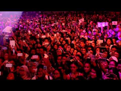 Kurt Hugo Schneider @ YouTube FanFest Indonesia 2015