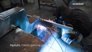 Versliukai.lt reklama internete #8 - Metalo gaminių gamintojas(http://versliukai.lt., 2013-05-25T07:04:53.000Z)