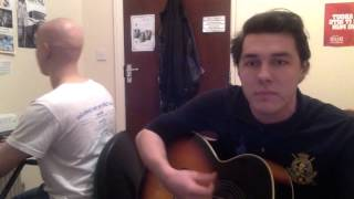 Goodbye kiss - Kasabian (cover By Joseph Dobinson and Max Mathews)