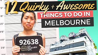 Top 12 Crazy & Unique Things To Do In Melbourne, Australia (2020)