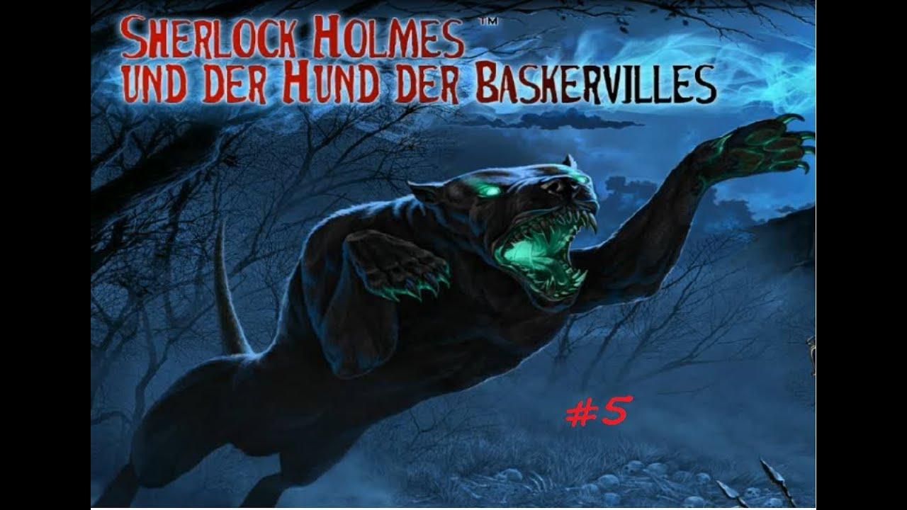 Let 39 s play sherlock holmes der hund von baskerville for Der hund von baskerville
