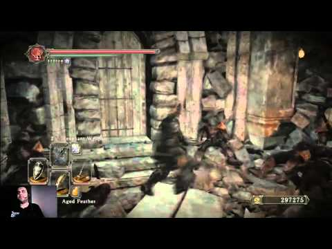 Dark Souls 2 - How to farm Soul Vessel, Bonfire Ascetic's and Twinkling Titanite