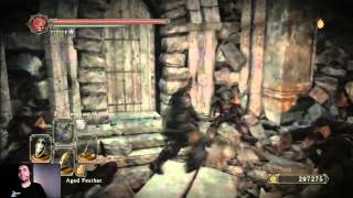 Dark Souls 2 - How to farm Soul Vessel, Bonfire Ascetic's and Twinkling Titanite