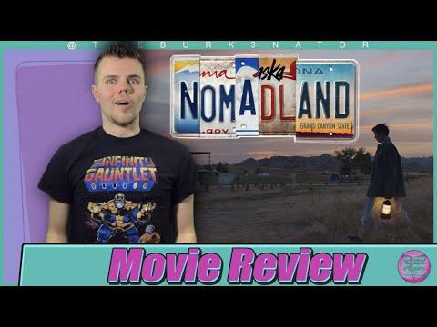 Nomadland Movie Review Nyff Youtube