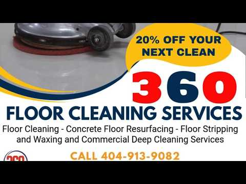 Weekly Commercial Kitchen Floor Cleaning Services In Hampton