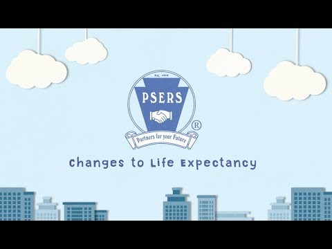 PSERS - Changes To Life Expectancy