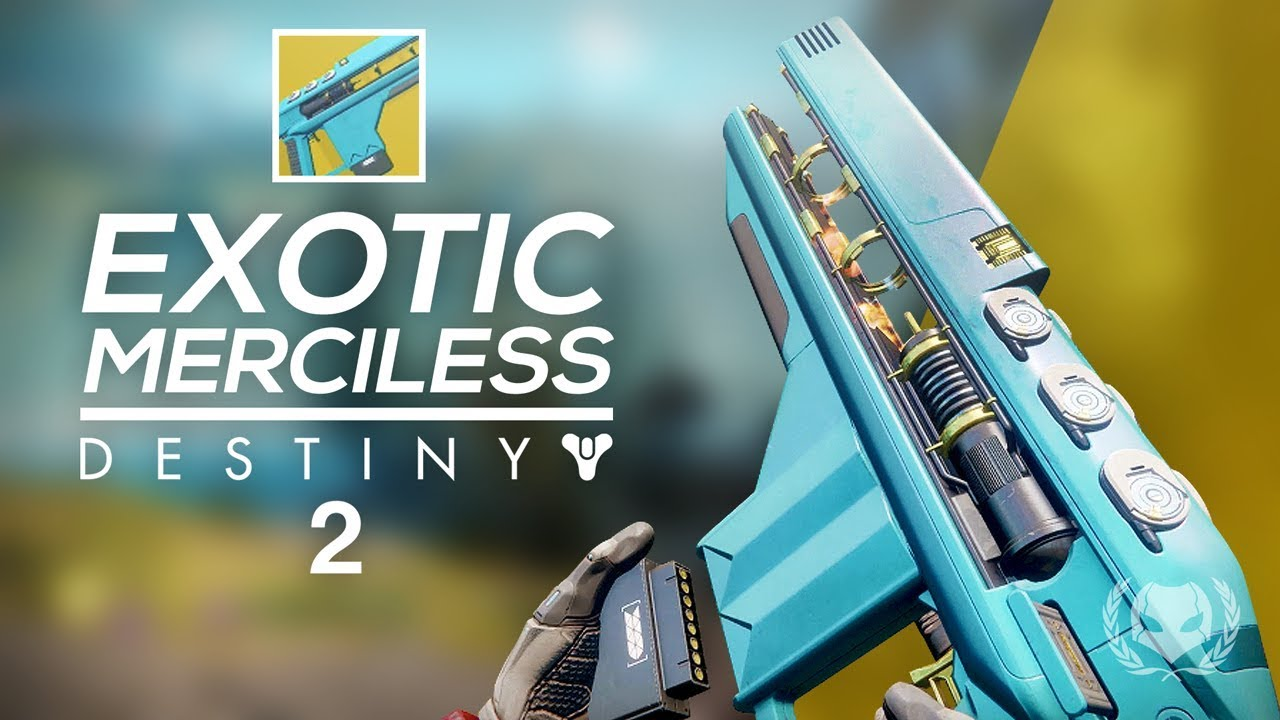 Destiny 2: Exotic Weapons guide - a list of every weapon