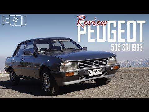 Peugeot 505 SRI 2.2 Automatique 1993 - ¿Es Este El Mejor Auto Ensamblado En Chile?