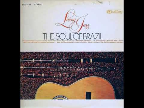 Living Jazz - A Man And A Woman (1967)