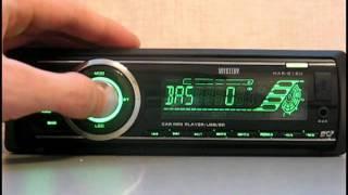 Видеообзор автомагнитолы Mystery MAR-818U