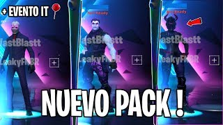 PACK OF DARK LAWS *FILTRATE* IT EVENT IN FORTNITE