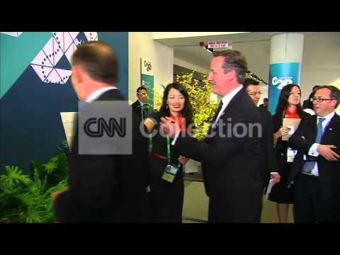 AUSTRALIA: G20 LEADERS SIGN CLASS PHOTO
