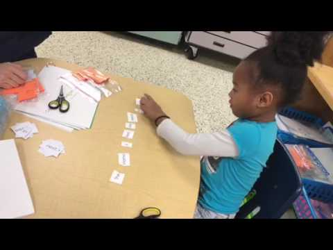 Kindergarten Reading Small Group - Instructional Support