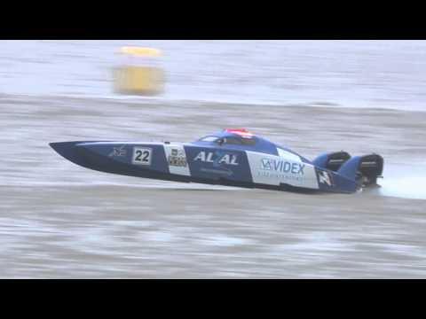 2013 UIM XCAT World Series, Round 6 - Live Webstream, Ningbo Grand Prix - China