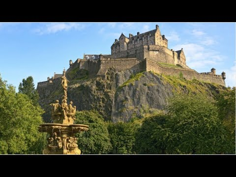 A Full Tour Of Edinburgh Castle In Scotland