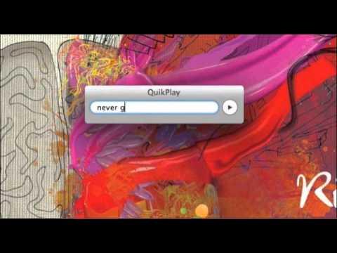 QuikPlay Mac OS X