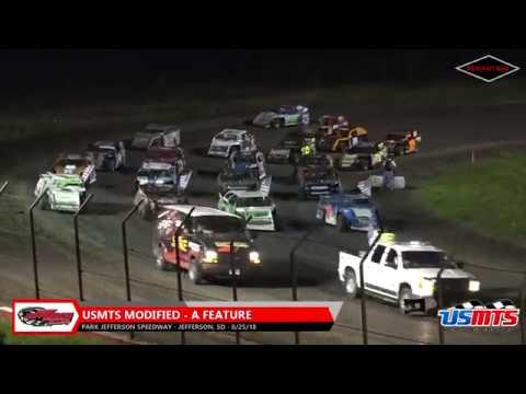 USMTS Feature - Park Jefferson Speedway - 8/25/18