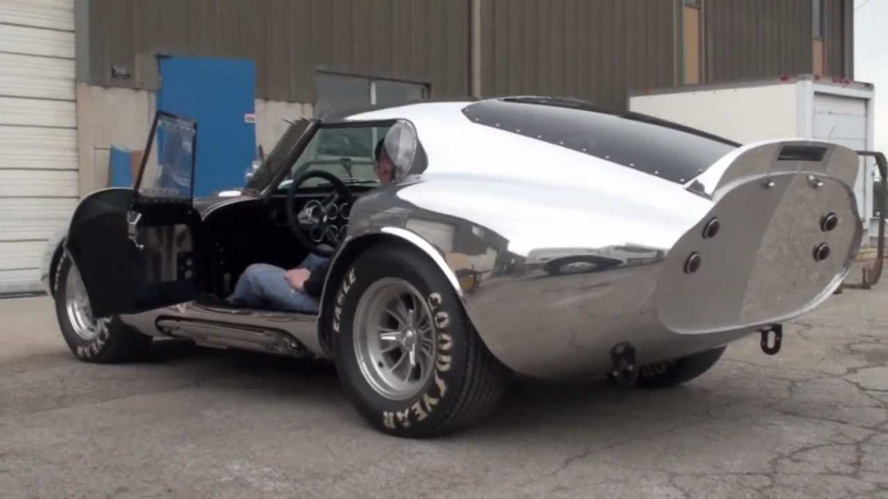 Kirkham Motorsports Coupe First Drive Youtube