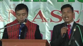 Message   Rev. Dr. Yangkahao Vashum