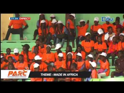 Parc Theme; Made in Africa du samedi 20 mai 2017