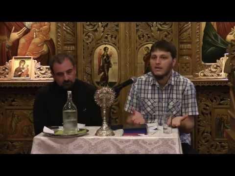 """Claudiu Bălan: """"Mii de tineri își păstrează astăzi fecioria până la căsătorie"""" (2014.06.16)"""