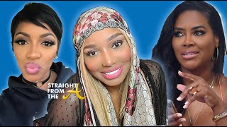 ATLien LIVE!!! RHOA Talk | Nene Leakes Shades Porsha Williams | Kenya Moore