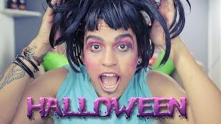 Maquiagem para o Halloween (MeGusta)