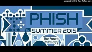 """Phish - """"Axilla"""" (Forum, 7/25/15)"""
