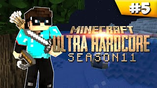 Minecraft Cube UHC Season 11: EP5 - Paranoia Thumbnail