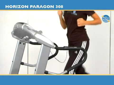 Tapis De Course Horizon Paragon 308 Youtube