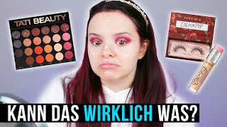 ÜBERALL GLITZER 😩Was gibts NEUES?! Full Face Of First Impressions!