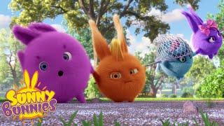 Cartoons For Children   SUNNY BUNNIES - Kite and Bunnies    Season 4   Cartoon