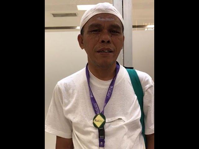 Bapak Ahmad Densi, Pengacara Jakarta