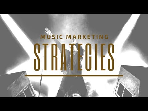 Music Marketing Strategies for 2017