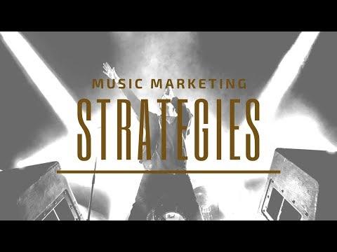 Music Marketing Strategies for 2018