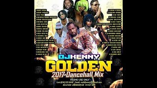 Video DJ KENNY GOLDEN DANCEHALL MIX AUG 2017 download MP3, 3GP, MP4, WEBM, AVI, FLV September 2017