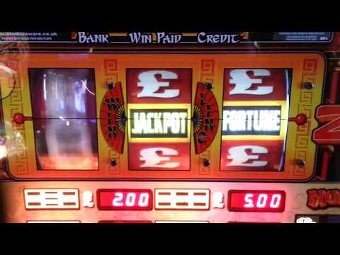 £1 in Every Fruit Machine (Part 1 of 3) at Bunn Leisure Selsey